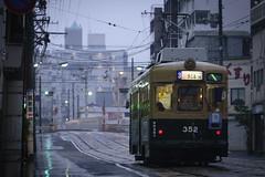 H.E.R Class350 no.352 (__nEUROn__) Tags: railway train streetcar hiroshima her 広電 広島 路面電車 鉄道