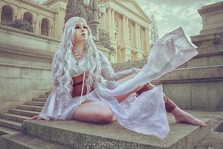 ELF | model Karina Cavalcante