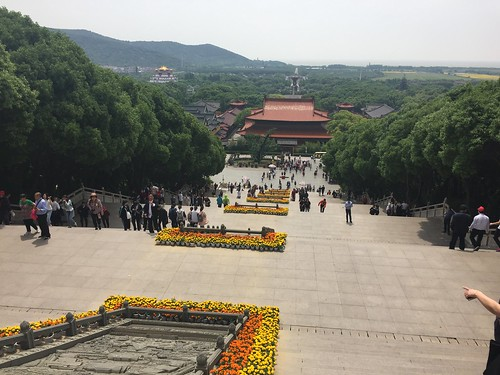 Mt. Lingshan Grand Buddha Scenic Area43