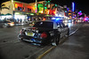 Miami Beach Police (Infinity & Beyond Photography) Tags: oceandrive southbeach miamibeach police car vehicle ford crownvictoria hotels night photos cars vehicles road street
