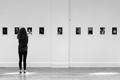 Gallery (sgreen757) Tags: photography exhibition tetbury old station goods shed gallery girl women portrait portraits glos gloucestershire wall light prints brief encounters mark fairhurst nikon d7000 prince charles queen elizabeth
