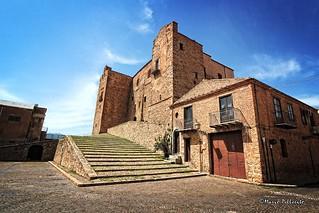 Castelbuono (PA): Il Castello.
