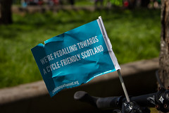 #POP2018  (223 of 230) (Philip Gillespie) Tags: pedal parliament pop pop18 pop2018 scotland edinburgh rally demonstration protest safer cycling canon 5dsr men women man woman kids children boys girls cycles bikes trikes fun feet hands heads swimming water wet urban colour red green yellow blue purple sun sky park clouds rain sunny high visibility wheels spokes police happy waving smiling road street helmets safety splash dogs people crowd group nature outdoors outside banners pool pond lake grass trees talking bike building sport