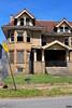 Caution (Thom Sheridan) Tags: thomsheridan east cleveland urban blight abandoned city street sign 2018 ohio