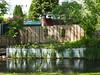 An der Ihle (1elf12) Tags: burg magdeburg germany deutschland ihle ufer bach garden garten