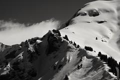 March powder (thomaslesieur) Tags: chamonix alpes montblanc snow ski march nature