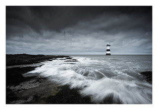 Penmon Lighthouse - March 23rd