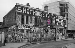 Shithouse to Penthouse selective (ArtGordon1) Tags: hepscottroad thelordnapier london england uk abandoned abandonedbuilding derelict derelictbuilding graffiti davegordon davidgordon daveartgordon davidagordon daveagordon artgordon1