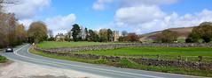 Rylstone - Craven, North Yorkshire. (wontolla1 (Septuagenarian)) Tags: rylstone cracoe fell obelisk tower memorial yorkshire dales hiking hike walk walking st peters church vicarage old rectory william wordsworth landscape panorama wednesdaywalk