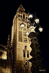 Sevilla, Andalucia, España (Rafael Sanchez Sanchez) Tags: la giralda sevilla andalucía españa paisajes naturaleza lanscape sony canon