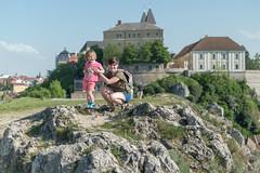 _DSF4481-2 (Kornelka, Natalka oraz Wiktor) Tags: węgry magyarország hungary veszprem veszprémi vár zamek castle