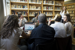 DSCF3377 (emmedigi) Tags: bibliohackday2018 bicocca hackathon unimib