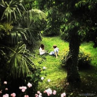Il Giardino Dei Segreti (da Smartphone)
