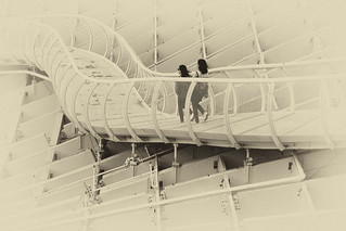 Pasos geométricos al viejo estilo - Geometric steps to the old style