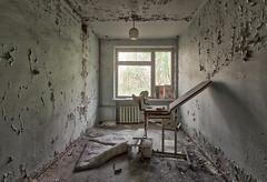 Pripyat Krankenhaus (Nils Grudzielski) Tags: chernobyl tschernobyl prypjat lostplaces abandonedplaces hospital