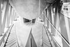 Alien World (USpecks_Photography) Tags: rorschach intrigue reflection building architecture auromobile stuttgart museumphotography museum mercedesbenzmuseu mercedesbenz merceded