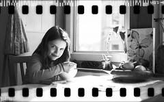 Bronica SQ-A-049-010 (michal kusz) Tags: hp5 800 135 bronica sqa 120 conventer zenzanon 80mm ilfosol 3 19 epson v600 squere sq bw blackandwhite table soup light window shadow shadows monochrome medium monochromatic frame film format 35mm 120to135