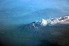 Sakurajima Volcano, Japan erupting-again! (Jaws300) Tags: water bay kagoshima kagoshimabay eos canon window windowseat freightdog airbus active weather cloudy clouds cloud volcanicashcloud ashcloud volcanicash ash eruption erupting nature aloft airborne fromabove flyingscenery hill hills mountains mountain volcano japan sakurajima sakurajimavolcano