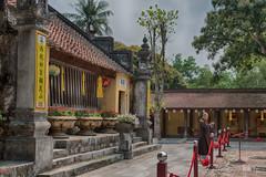 Monk at the Pagoda (Gilama Mill) Tags: asia streets travel temple pagoda monk prayer vietnam people