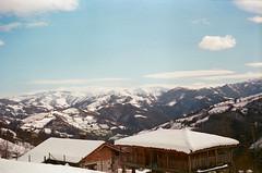 (Román__PG) Tags: nieve film asturias horreo montaña