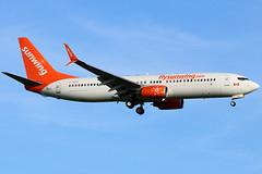 C-FEAK_05 (GH@BHD) Tags: cfeak boeing 737 738 737800 b737 b738 swg sunwingairlines bfs egaa aldergrove belfastinternationalairport airliner aircraft aviation