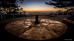 IMG_2974-DAZ (darrenwright) Tags: sun rise toowoomba sunrise picnic point