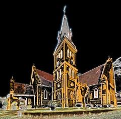 India - West Bengal - Darjeeling - St. Andrew's Church - 2ee (asienman) Tags: india westbengal darjeeling standrew´schurch asienmanphotography asienmanphotoart