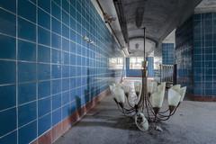 (bananahh) Tags: leer verlassen abandoned decay derelict oncewashome castle schloss urbanexploration hotel verfall