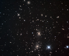 196 Galaxies at Coma Cluster (Abell 1656) in LRGB (Carballada) Tags: astrophotography astronomy deep space astro celestron zwo as1600mmc skywatcher ts sky qhy qhy5iii174 pixinsight galaxy galaxies astrophoto