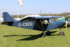 G-CDZU (GH@BHD) Tags: gcdzu icpmxp740savannahjabiru icp mxp740 savannah jabiru savannahjabiru pophammicrolighttradefair2018 pophamairfield popham microlight aircraft aviation
