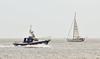 Pace Arrow off Dumpton Gap (philbarnes4) Tags: yacht sail sailing broadstairs thanet kent england fishingboat pacearrow dslr philbarnes dumptongap