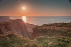 Cliffs at Weybourne (andybam1955) Tags: coastal weybournebeach sky northnorfolk landscape rural norfolk sea