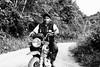 Daniel Silva Yoshisato/ Café/ WCS (wcsperu) Tags: danielsilva peru cafe puno putinapunco cafetunqui cecovasa blacoynegro moto vehículo