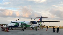 ATR-72 (BiggestWoo) Tags: flight propeller plane aeroplane malaysia borneo airport miri 72 atr