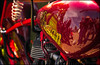 A red Indian (G. Postlethwaite esq.) Tags: 1942indian dof derbyshire heage indian sonya7mkii vtwin beyondbokeh bokeh classicbikes depthoffield fullframe mirrorless motorbikes petroltank photoborder red selectivefocus selfie windmill dog