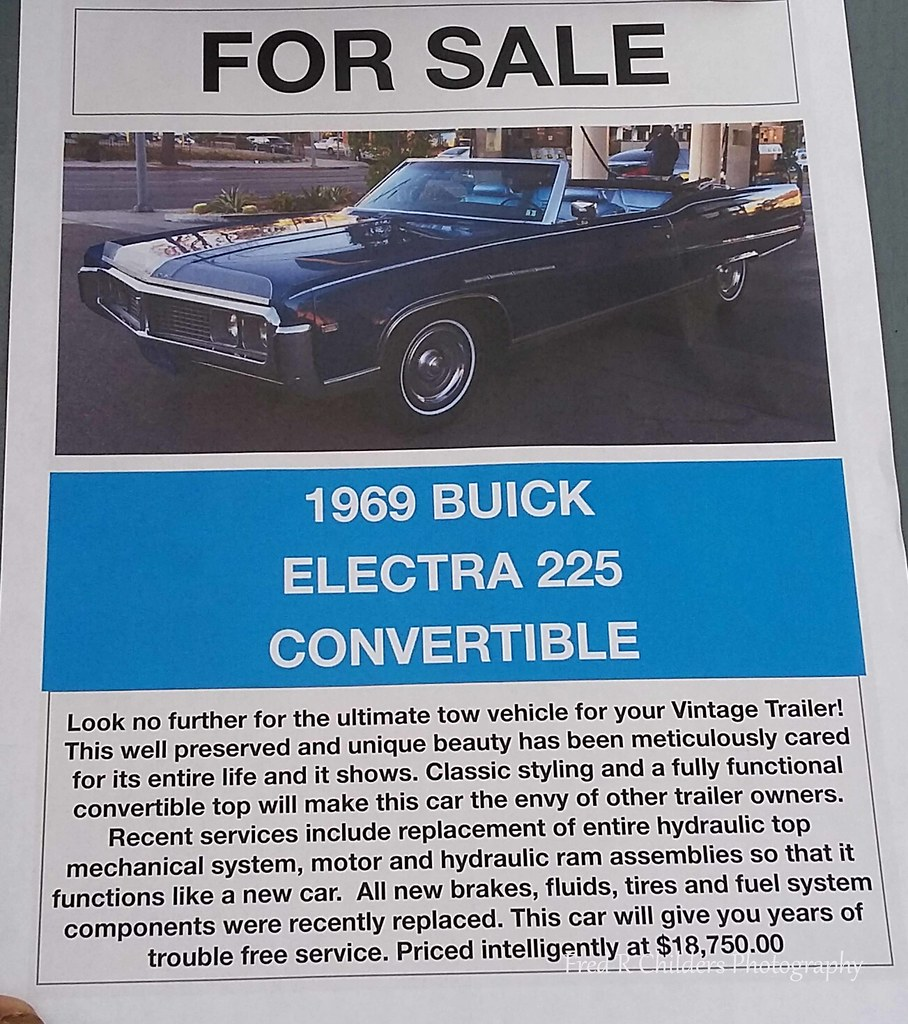 1969 Buick Electra 225 For Sale: The World's Best Photos Of Hotrodsclassiccar