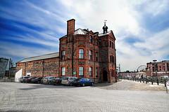 The Pilotage Building (SteveJ442) Tags: architecture building liverpool merseyside england uk albertdock pilotagebuilding nikon cityscape