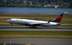 Delta Air Lines Boeing 737-932(ER)(WL) (zfwaviation) Tags: kpdx pdx portland oregon or airport aviation internationalairport intl airplanes planes plane airlines spring n873dn delta dal boeing 737 737900