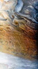 Jupiter - PJ6-113 (Kevin M. Gill) Tags: jupiter perijove6 juno junocam planetary science astronomy space