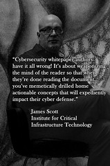 #CyberSecurity #whitepapers authors have it all wrong! It's about #weaponizing the #mind of the reader (crystallinelamp) Tags: cybersecurity whitepapers weaponizing cyber defense