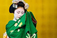 Traditional Dance (walkkyoto) Tags: 舞 dance 祇園 gion 伝統 traditional 舞妓 maiko 京都 kyoto 日本 japan m40150mmf28
