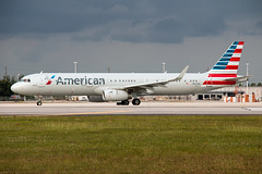 N127AA American Airlines A321 (Centreline Photography) Tags: airport runway plane planes aeroplane aircraft planespotting canon aviation flug flughafen airliner airliners spotting spotters airplanes airplane flight centrelinephotography chrishall miami miamiairport florida kmia usa america mia