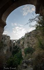 Puente Nuevo de Ronda (pedrojateruel) Tags: andalucia ronda puentenuevo