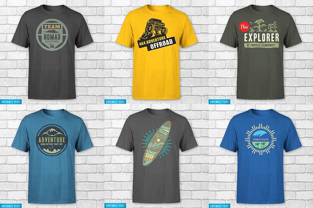 95 T-Shirt Designs Mega Bundle – DESIGN-TSHIRT COM