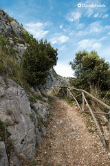 Sentiero per l'Eremo dello Spirito Santo (daniele.fedele) Tags: paesaggio roccasecca