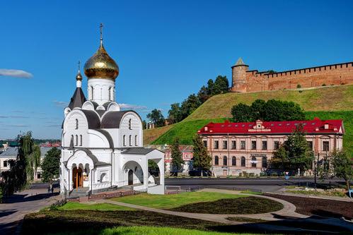 Nizhny Novgorod 29 ©  Alexxx Malev