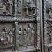 Porta de ferro no Kremlin