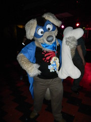 DSCN4524 (Yoru Tsukino) Tags: howl fursuit frusuiting furry nightclub party rave night furries dance toronto howltoronto