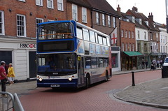 IMGP9765 (Steve Guess) Tags: stagecoach bus chichester west sussex england gb uk alexander dennis trident alx400