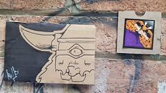Philb... (colourourcity) Tags: colourourcity originalcontent streetart streetartaustralia streetartnow graffiti melbourne burncity awesome nofilters streetartmelbourne graffitimelbourne laneways philb vikings handdrawn